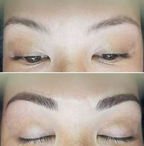 clean brow