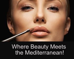 beauty meets the Mediterranean